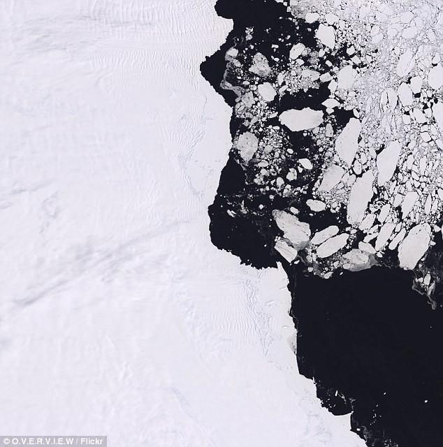 Kẻ khổng lồ ngủ yên ở Nam Cực sẽ thức giấc và khiến mực nước biển dâng cao hơn 3,4 m! - Ảnh 3.