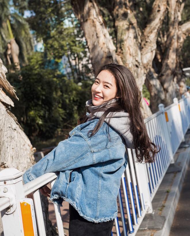 Con nhà người ta ở Trung Quốc, không phải hot girl nhưng vẫn có nửa triệu follow - Ảnh 6.