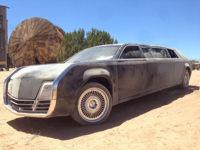 Những điều chưa ai kể về dàn xe ô tô trong Logan - một trong những bí quyết thành công của bộ phim bom tấn này - Ảnh 6.