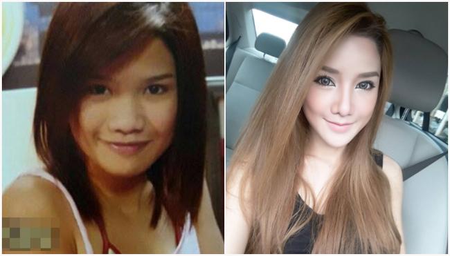 Cú lột xác ngoạn mục của cô gái Thái Lan từng bị bạn bè cười chê - Ảnh 7.