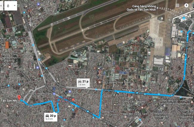8 điều đau não trên những con đường- phường- quận, mà chỉ ai sống ở Sài Gòn lâu năm mới ngộ ra được! - Ảnh 7.