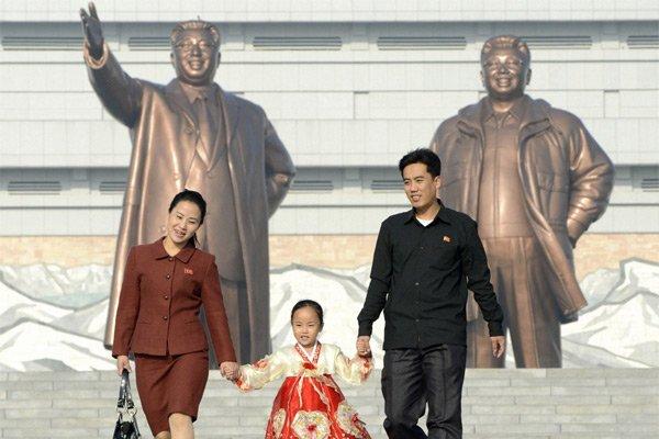Hình ảnh hiếm về tuổi thơ của trẻ em Triều Tiên - Ảnh 7.