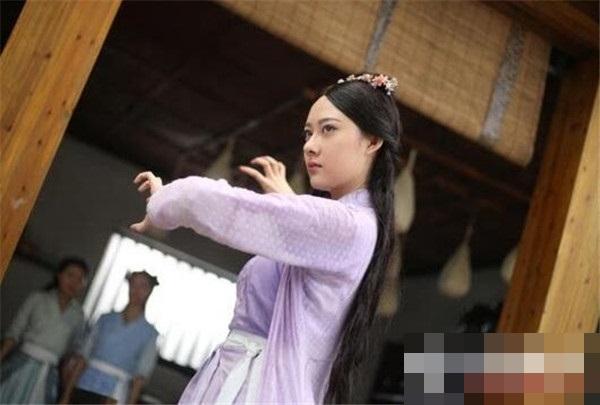 Nhan sắc xinh đẹp của ác nữ chuyên hãm hại Triệu Lệ Dĩnh trong Sở Kiều truyện - Ảnh 7.