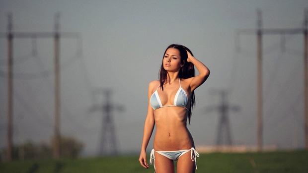 Vẻ đẹp siêu mẫu Nga bị tố phá vỡ hạnh phúc nhà James Rodriguez - Ảnh 5.