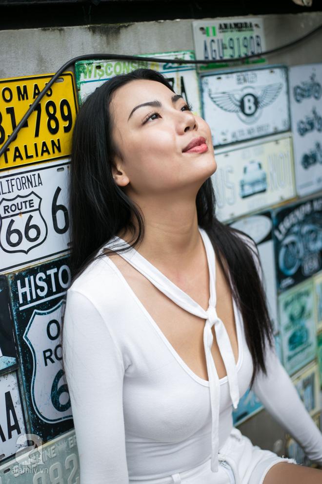 Lại Thanh Hương: Tôi không có số ngôi sao vì gương mặt quá rẻ tiền - Ảnh 6.
