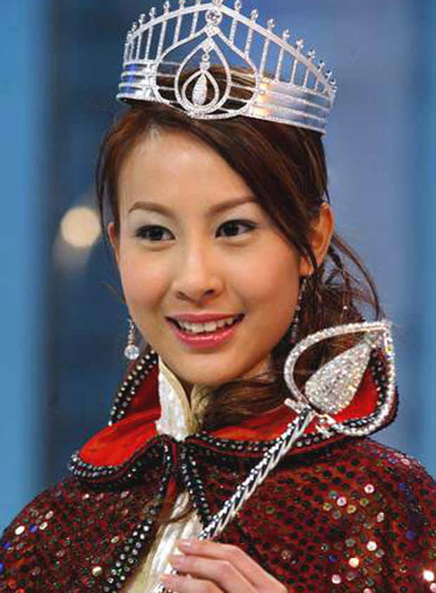 Hơn 30 năm qua, các thế hệ Hoa hậu Hồng Kông dần tuột sắc đến thảm hại - Ảnh 9.