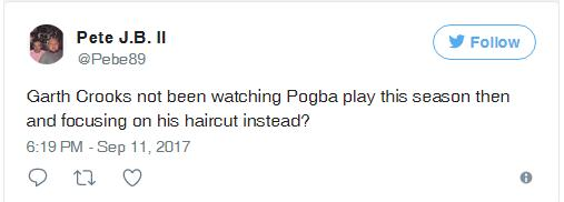 Pogba như thằng nhóc mới lớn. Thay vì nhuộm tóc, hãy chơi hay đi - Ảnh 7.