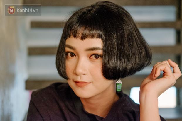 Mai Kỳ Hân - nàng mẫu lookbook mới của Sài Gòn với gương mặt đúng chuẩn búp bê - Ảnh 8.