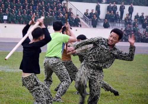 Đặc công Việt Bắc võ nghệ cao cường - Ảnh 7.