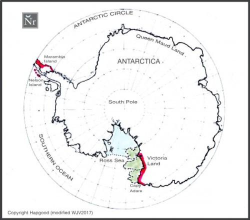 Phát hiện bằng chứng nền văn minh cổ đại từng xuất hiện tại Nam Cực - Ảnh 7.