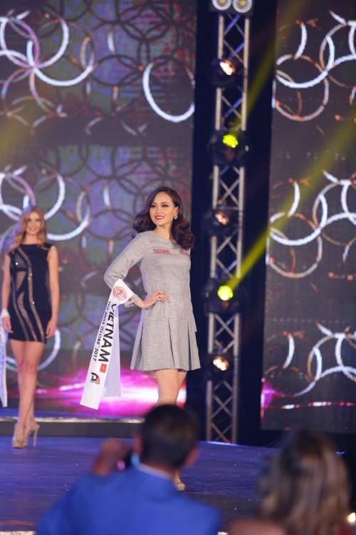 HOT: Khánh Ngân đăng quang Hoa hậu Hoàn cầu 2017 - Ảnh 7.
