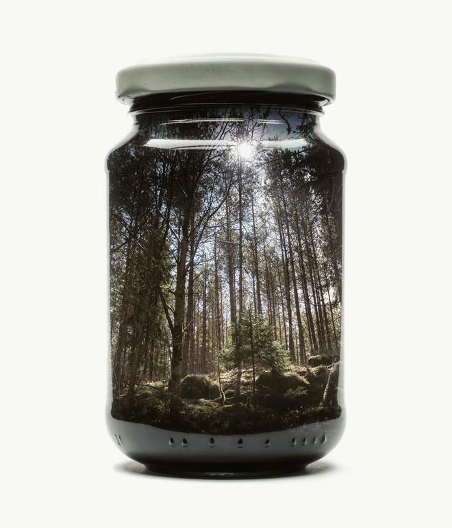 Chiêm ngưỡng bộ ảnh Gom cả thế gian vào lọ thủy tinh của nhiếp ảnh gia Christoffer Relander - Ảnh 7.