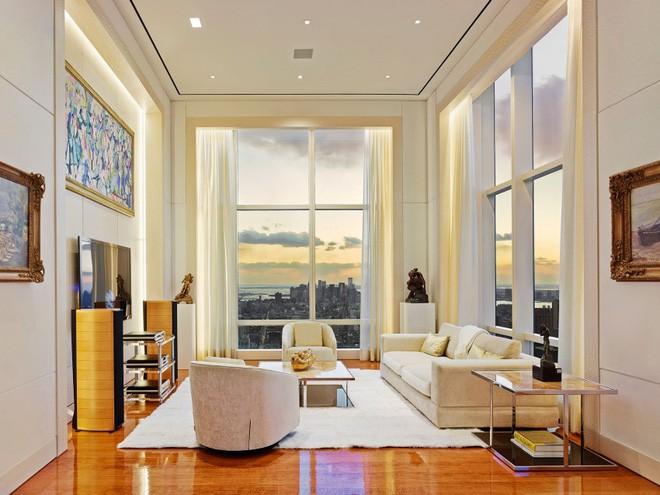10 phòng khách nhỏ nhưng đẹp và vô cùng ấm cúng khiến bạn yêu từ cái nhìn đầu tiên - Ảnh 9.