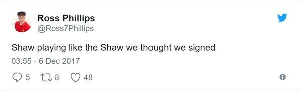'Luke Shaw hay thế này thì cần gì mua Danny Rose nữa' - Ảnh 6.