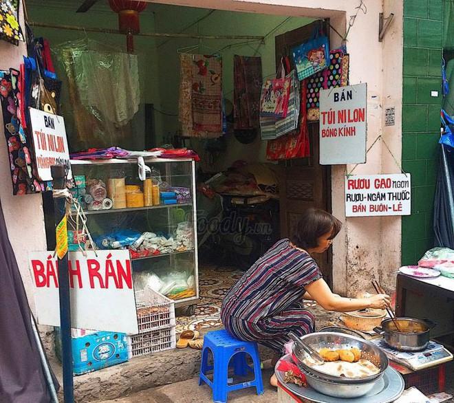 Mách bạn 4 hàng bánh rán chỉ từ 1k mà chủ hàng lúc nào cũng niềm nở, thân thiện ở Hà Nội - Ảnh 7.