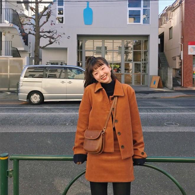 Cô bạn Hàn Quốc xinh xắn chứng minh mắt một mí vẫn thừa dễ thương! - Ảnh 7.