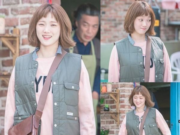 Tiên nữ cử tạ Lee Sung Kyung - Người đẹp 9X chăm cày cuốc của Kbiz - Ảnh 8.