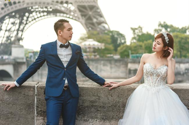 Tú Linh M.U khoe ảnh cưới cực hạnh phúc và lãng mạn được chụp ở 3 nước - Ảnh 8.