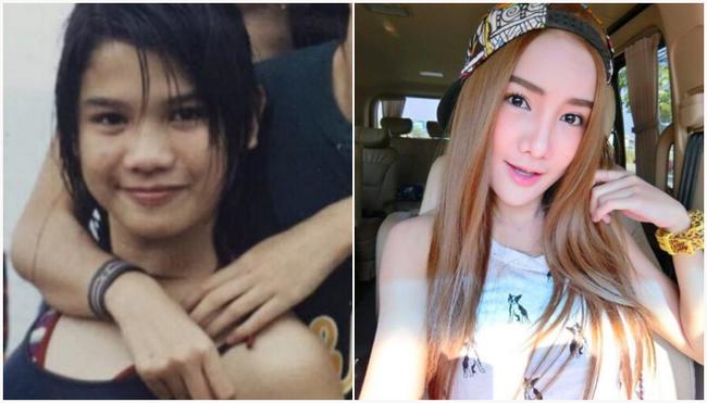 Cú lột xác ngoạn mục của cô gái Thái Lan từng bị bạn bè cười chê - Ảnh 8.