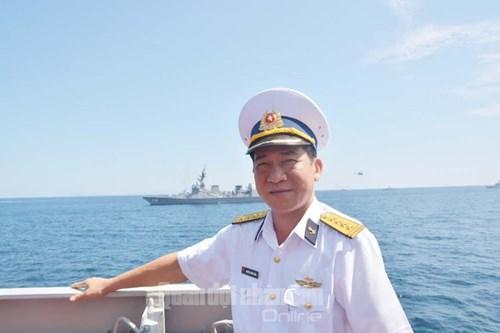 Tàu Hải quân Việt Nam tham gia diễn tập biển đa phương - Ảnh 8.