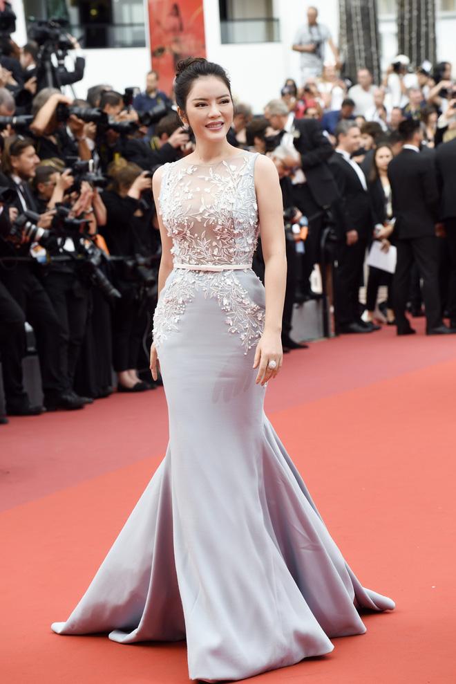 Lý Nhã Kỳ diện cây hàng hiệu hơn 4 tỷ lộng lẫy trên thảm đỏ LHP Cannes ngày 2 - Ảnh 8.