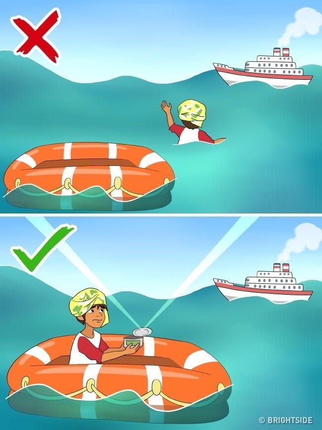 Làm gì để sống sót nếu đột nhiên bạn ở một mình giữa biển khơi? - Ảnh 7.