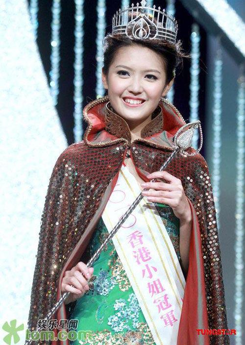 Hơn 30 năm qua, các thế hệ Hoa hậu Hồng Kông dần tuột sắc đến thảm hại - Ảnh 10.