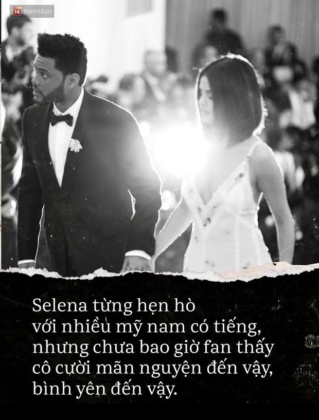 Đằng sau vết sẹo của Selena Gomez: Khi vinh hoa cả trăm ngàn bạn, lúc hoạn nạn tri kỉ chỉ còn hai - Ảnh 8.