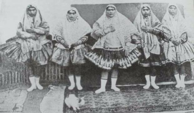 Đây là nhan sắc người vợ xinh đẹp nhất trong hậu cung gần 100 người của vua Ba Tư - Ảnh 8.