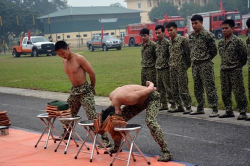 Đặc công Việt Bắc võ nghệ cao cường - Ảnh 8.