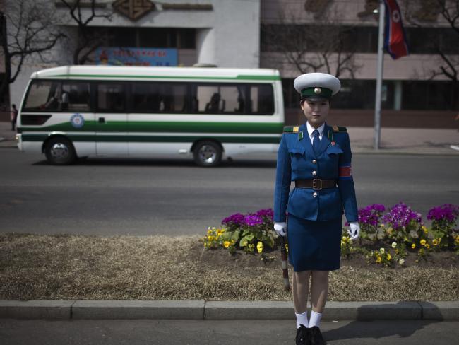 Ảnh mới độc đáo về cuộc sống ở Triều Tiên - Ảnh 8.