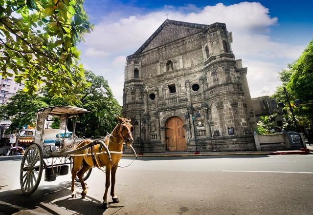 Đừng chỉ đi Singapore, Hàn Quốc: Còn có một Manila đầy quyến rũ rất đáng để trải nghiệm - Ảnh 8.