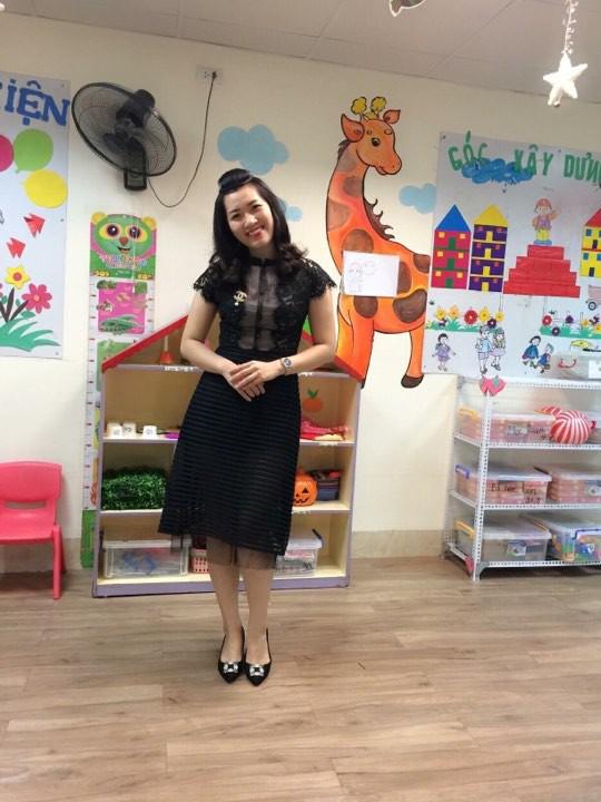 Cô giáo mầm non Hà Nội dí dỏm kể chuyện nghề: Chọn nghề này phải kiêm quá nhiều chữ sĩ - Ảnh 8.