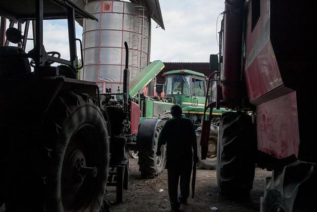 Những cánh đồng hoang hóa tiêu điều vì khủng hoảng kinh tế ở Venezuela  - Ảnh 8.