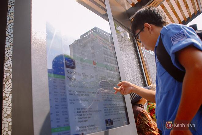 """Cận cảnh trạm xe buýt 8,5 tỷ đồng, """"sang chảnh"""" nhất trung tâm Sài Gòn và có nhà vệ sinh thông minh - Ảnh 8."""