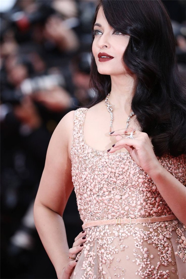 Hành trình 16 năm hóa nữ thần thảm đỏ Cannes của Hoa hậu Aishwarya Rai - Ảnh 38.