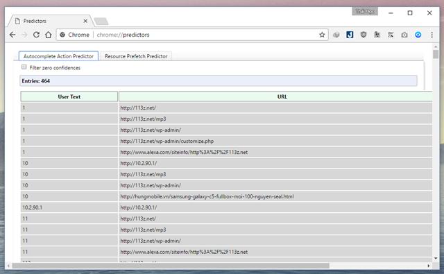 9 Trang thiết lập ẩn trong Google Chrome mà có thể bạn chưa biết đến sự tồn tại của nó - Ảnh 9.