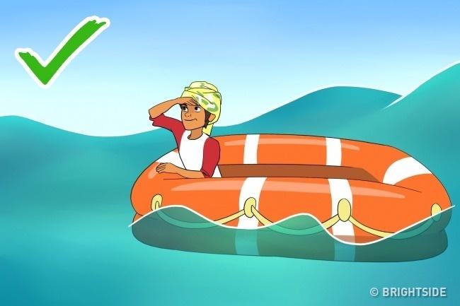 Làm gì để sống sót nếu đột nhiên bạn ở một mình giữa biển khơi? - Ảnh 8.