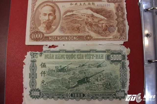 Bộ sưu tập tiền cổ giá bạc tỷ ở Hà Nội - Ảnh 9.