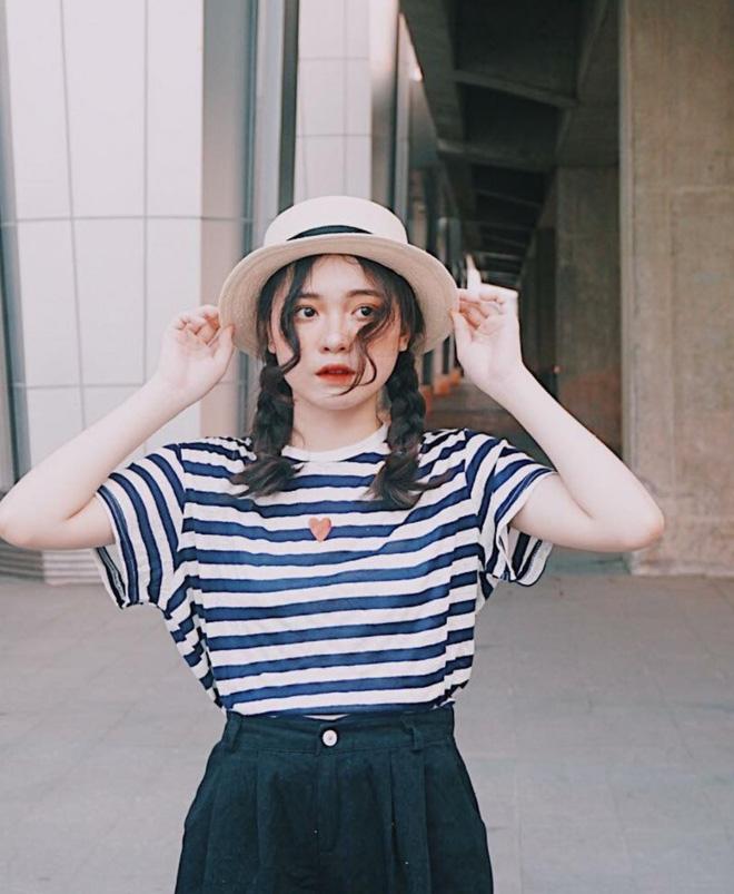 Nữ sinh làm mẫu ảnh hot nhất Nghệ An: 11 năm liền luôn là học sinh giỏi - Ảnh 10.