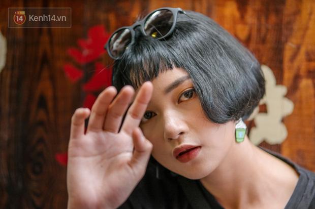 Mai Kỳ Hân - nàng mẫu lookbook mới của Sài Gòn với gương mặt đúng chuẩn búp bê - Ảnh 10.