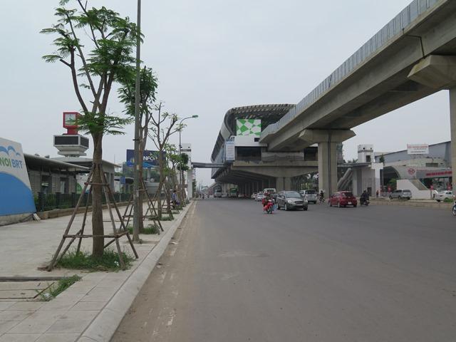 Cận cảnh thiết bị đặc thù của đường sắt Cát Linh - Hà Đông - Ảnh 8.