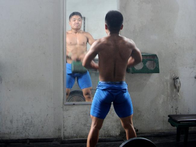 Ảnh mới độc đáo về cuộc sống ở Triều Tiên - Ảnh 9.