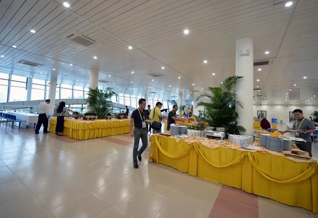 Khám phá bếp ăn phục vụ 3.000 phóng viên ở Trung tâm Báo chí APEC - Ảnh 9.