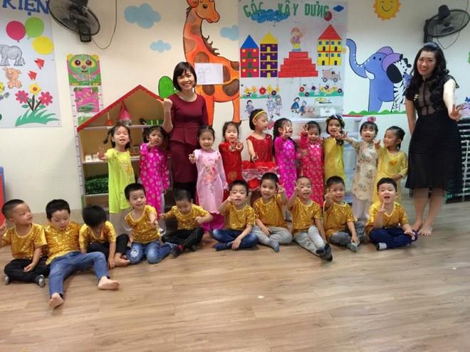 Cô giáo mầm non Hà Nội dí dỏm kể chuyện nghề: Chọn nghề này phải kiêm quá nhiều chữ sĩ - Ảnh 9.