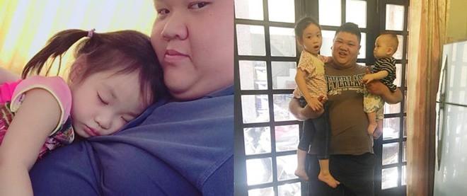 Ông bố to như khủng long kể chuyện bị con gái 3 tuổi bắt nạt ra mặt mà không dám phản kháng - Ảnh 10.