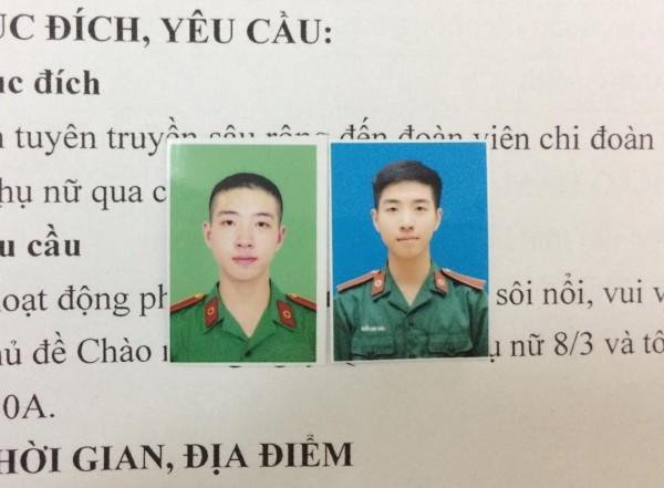 Ai nói sinh viên trường Quân đội không đẹp là chưa gặp 3 chàng lính cực kỳ điển trai này rồi! - Ảnh 9.