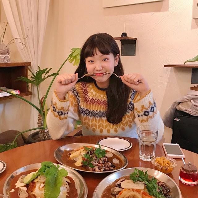 Cô bạn Hàn Quốc xinh xắn chứng minh mắt một mí vẫn thừa dễ thương! - Ảnh 9.