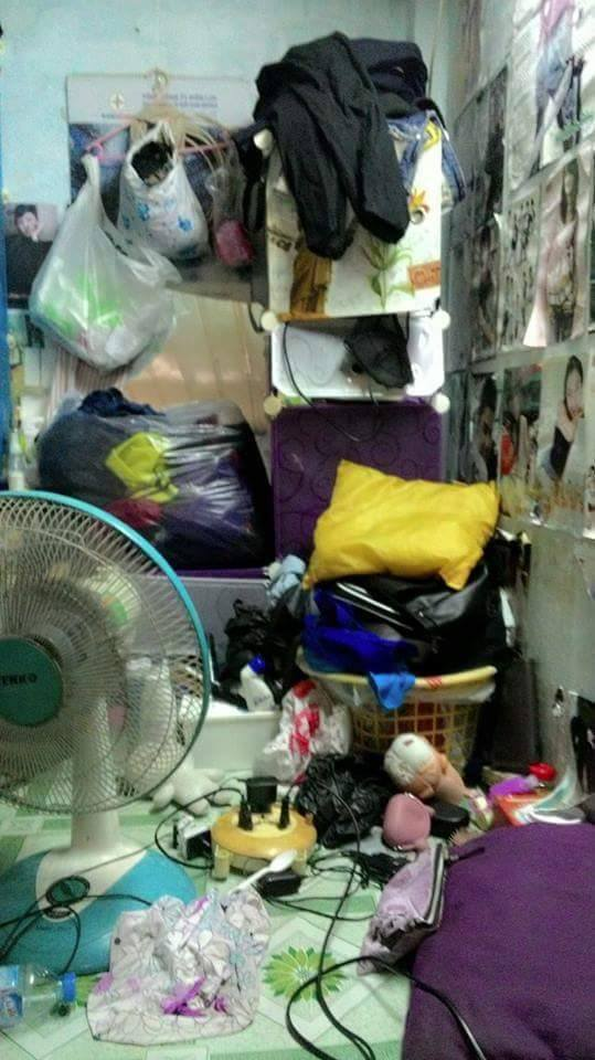Lại thêm một căn phòng trọ như bãi rác khiến ta tự hỏi: Ở bẩn là hot trend năm nay ư? - Ảnh 10.