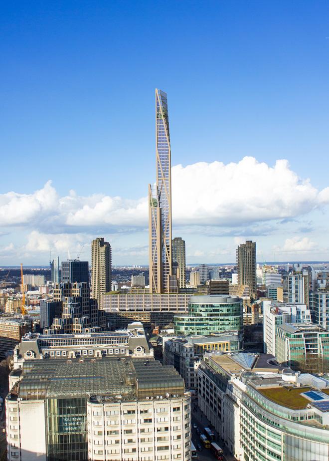 Không phải bê tông hay sắt thép, các tòa nhà chọc trời trong tương lai sẽ được xây dựng hoàn toàn từ... gỗ - Ảnh 8.